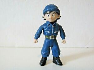 "2003 Dragon Ball Z Jakks Pacific Origins GT Police Gohan 3"" Inch Action Figure"