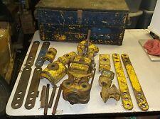 Greenlee Pipe Tube Bender Bending Kit 770 AA301 1964550 63443 *FREE SHIPPING*
