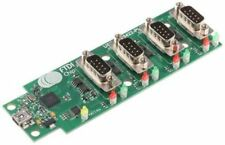 FTDI Chip USB to RS485 (Quad) Adapter Board, USB-COM422-Plus4