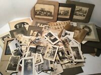Huge Lot of Antique/Vintage Photos, Well Over 150 Pictures, Family, Home, Farms