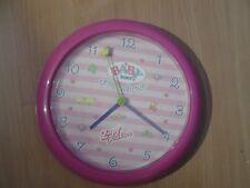 Baby Born Wall Clock