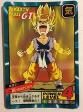 Dragon ball GT Super battle Power Level 855