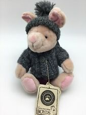The Boyds Bears Archive Collection Jointed Piglet Teddy Bear Plush Disney Tags