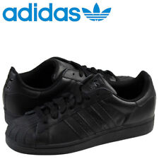 Adidas Originals Superstar II Low Cut Shoes Mens Size 15 Black Leather G14748