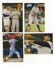 1994 Ted Williams Card Co Complete 9-Card 500 Club Insert Set NM/MT Mantle Ruth+