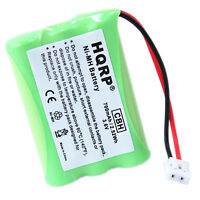 HQRP Battery for Gold Peak GP60AAAH3BMJ GP65AAAH3BMJ Home Cordless Phone