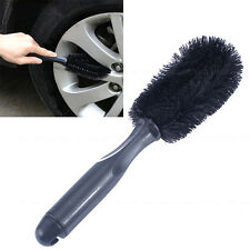 Car Vehicle Motorcycle Wheel Tire Rim Scrub Brush Washing Cleaning Tool Durable