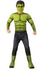 Hulk Infinity War Fancy Dress Costume Outfit Book Week Childrens Kids 5-6 Yrs