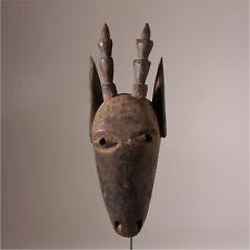 10517 Feine Bamana Antilope Maske Mali