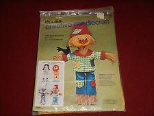 Bucilla MR. SCARECROW Doll Wizard Of Oz Fabric & Felt Kit - 2375