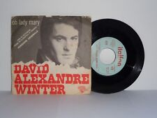 DAVID ALEXANDRE WINTER OH LADY MARY - CHI RIVIERA SIF NP 77021