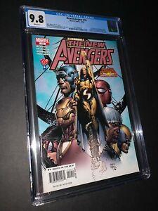 New Avengers #10 CGC 9.8 (003)