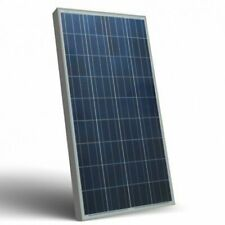 Pannello Solare Fotovoltaico 150W 12V SR Policristallino Impianto Camper Baita