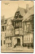 CPA - Carte Postale - Belgique - Nieupoort Bad - Zeedijk - Villa Zonnebloem (M81