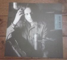 Jack White Acoustic Recordings  Official Promo card Poster White Stripes