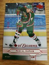 2004-05 Upper Deck Canadian Exclusives #86 Pascal Dupuis 41/50