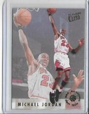MICHAEL JORDAN 1993/94 FLEER ULTRA FIRST TEAM ALL DEFENSIVE -BULLS!! nr. mint