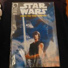 STAR WARS: HEIR TO THE EMPIRE #1 COMIC PACK CGC 8.0 VF WH 1ST APP THRAWN