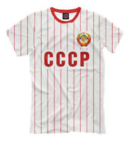 СССР New t-shirt Russia USSR Moscow Sport Soviet Union hq 822365