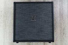 """Dr Z Amplification Baffle Backline 2x12"""" Cab Celestion H30/V30 Black ZWreck"""