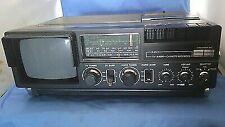 Vintage Liberty SN-500A Portable TV-Radio-Cassette Recorder