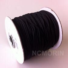 300 feet 1.8mm Black Window Blind Cord, String - Horizontal & Roman Shades