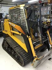 "TEREX 1/2""EXTREME DOOR plus Side windows!!. All skid steer RC, PT30-110"