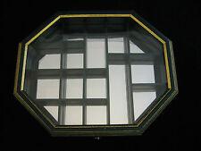 Lidded Trinket Display Shadow Box