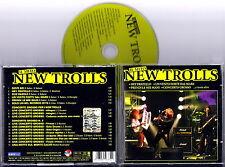 NEW TROLLS - Il Mito 2012 (17 brani) Prog Italia New CD Fuori Catalogo RARITA'