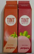 (2) Peripera Tint Water Gel Chilipress, Beetpress