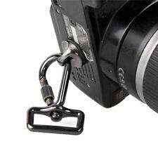 """Screw Connecting Adapter Hook 1/4"""" For SLR DSLR Camera Shoulder Sling Strap Belt"""
