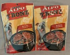 PURINA ALPO TBONZ RIBEYE FLAVOR made With Real Beef Dog Treats