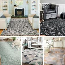 Extra Large Floor Rugs Light Grey Ivory Soft Trellis Lounges Moroccan Carpet Mat