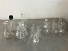Lot of 15 Kimax 16500 Graduated Beakers 50ml 25 ml 125ml (2) Pyrex 5980 250ml