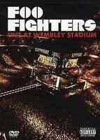 FOO FIGHTERS Live At Wembley Stadium DVD BRAND NEW