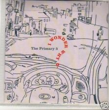 (M754) The Primary 5, I Wonder Why ? - DJ CD