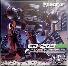 "ED-209 OmniCorp Robocop 1987 Movie 10"" inch Deluxe Figure with Sound Neca 2013"