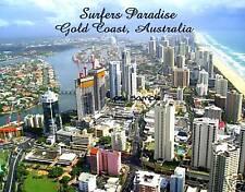 Australia - Gold Coast SURFERS PARADISE - Fridge Magnet