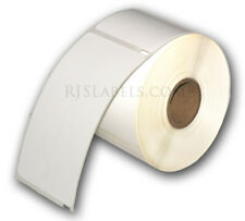 "10 RJS White Shipping Labels, 2 5/16"" x 4"", Compatible with 30256"