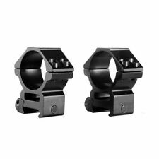 1Pair Release 30mm Scope Mount Ring Adapter 20mm Picatinny Weaver For Flashlight
