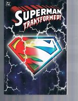 Superman Transformed! by Jurgens Kesel Frenz & more 1998, TPB DC Comics OOP