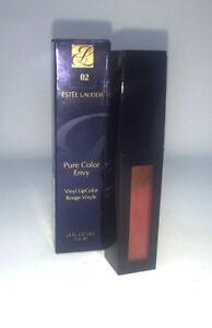 Estee Lauder Pure Color Envy Vinyl Lipcolor - 02 Controversial - 0.24 oz - BNIB