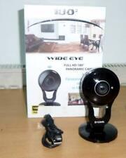 D-Link DCS-2530L Wide Eye Full HD 180° Panoramic WiFi Camera - Faulty
