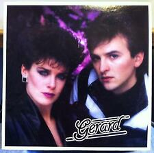 GERARD s/t LP Mint- Private Minimal New Wave Synth Electro 1984 MP3 Listen