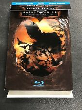Batman Begins Limited Edition Giftset Pre-Owned Bluray Disc