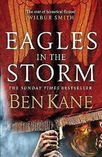 Eagles in the Storm (Eagles of Rome) by Kane, Ben | Paperback Book | 97818480940