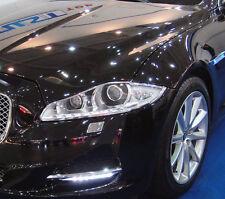 NEW Chrome HEAD LIGHT Surround Trims for Jaguar XJ XJR X351 2009 on Luxury