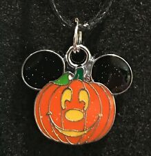 MICKEY MOUSE Necklace NEW Disney Pumpkin Halloween Jack O' Lantern