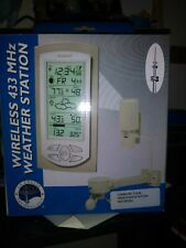 Wireless weather station indoor outdoor by La Crosse technology