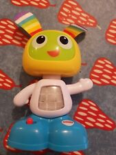 Fisher Price Beatbox Baby Dance and Move Robot Electronic Toy